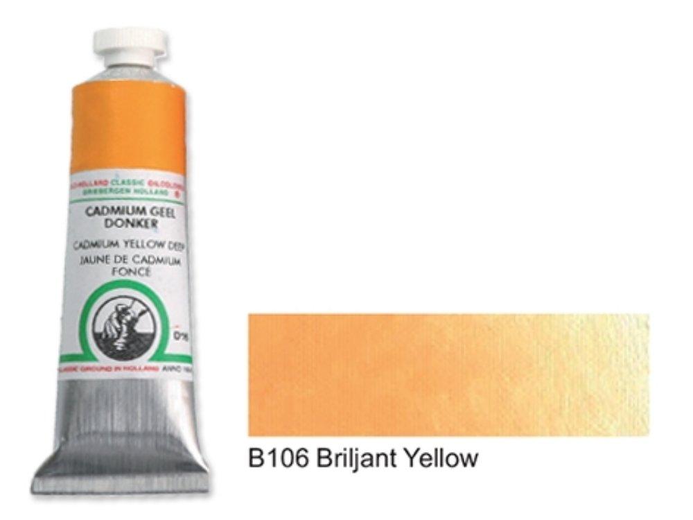 Oljemaling Old Holland-briliant yellow