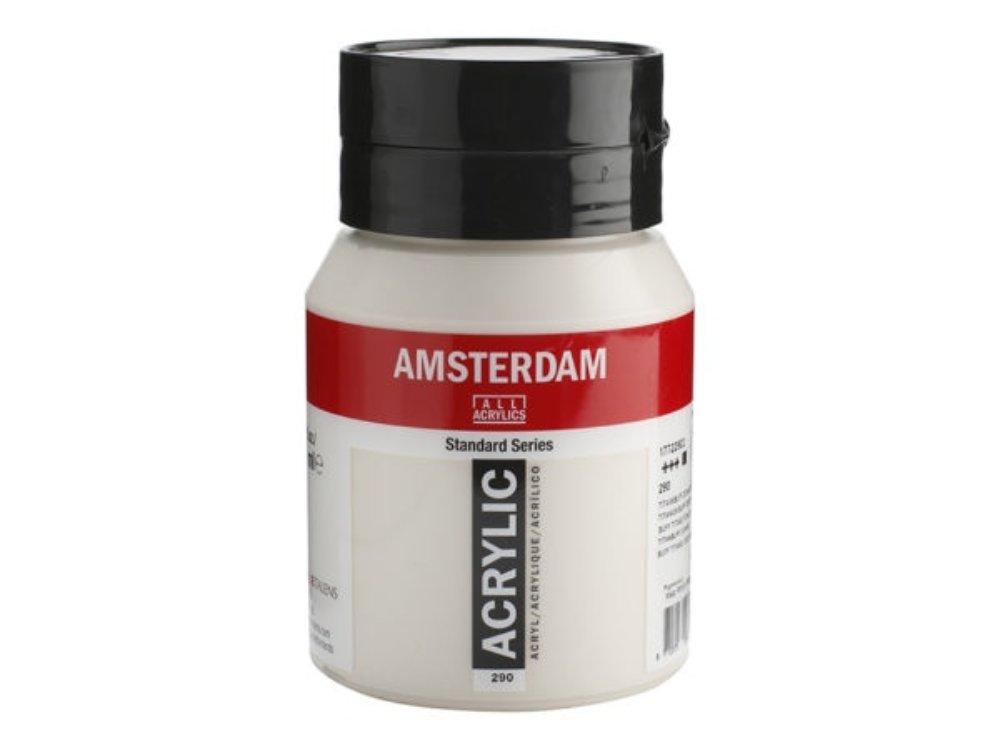 Amsterdam standard-titanium buff deep
