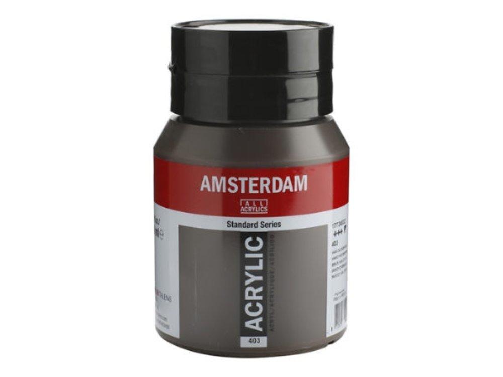 Amsterdam standard-van dyke brown