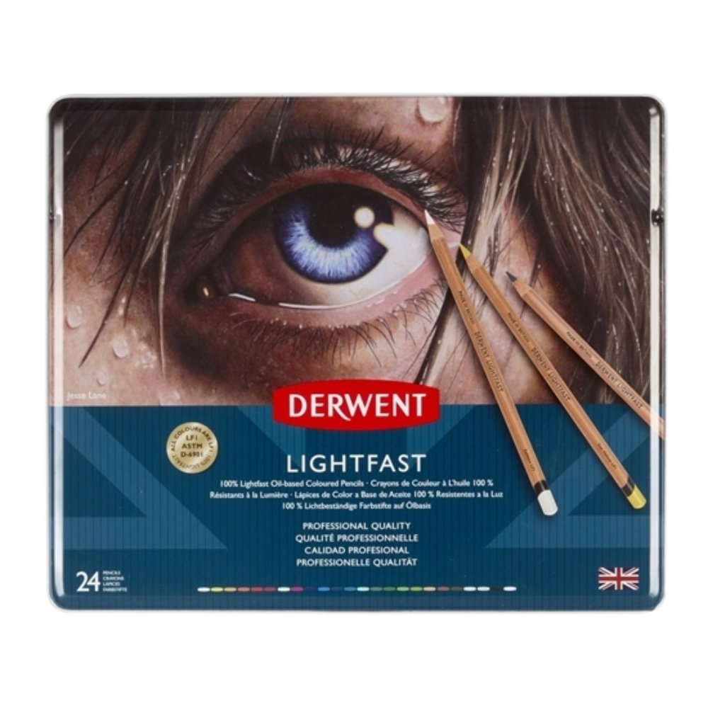 Derwent Sett Lightfast 24