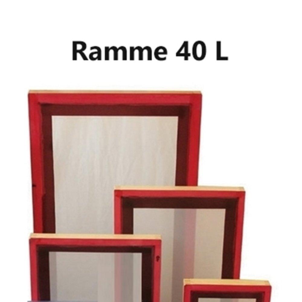 Silketrykk ramme 40 L (52x70)