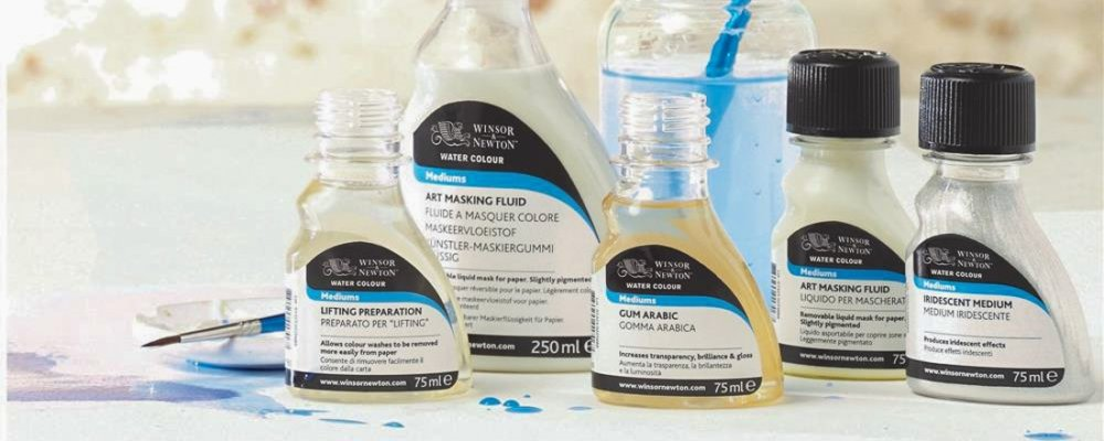 Winsor and Newton produkter