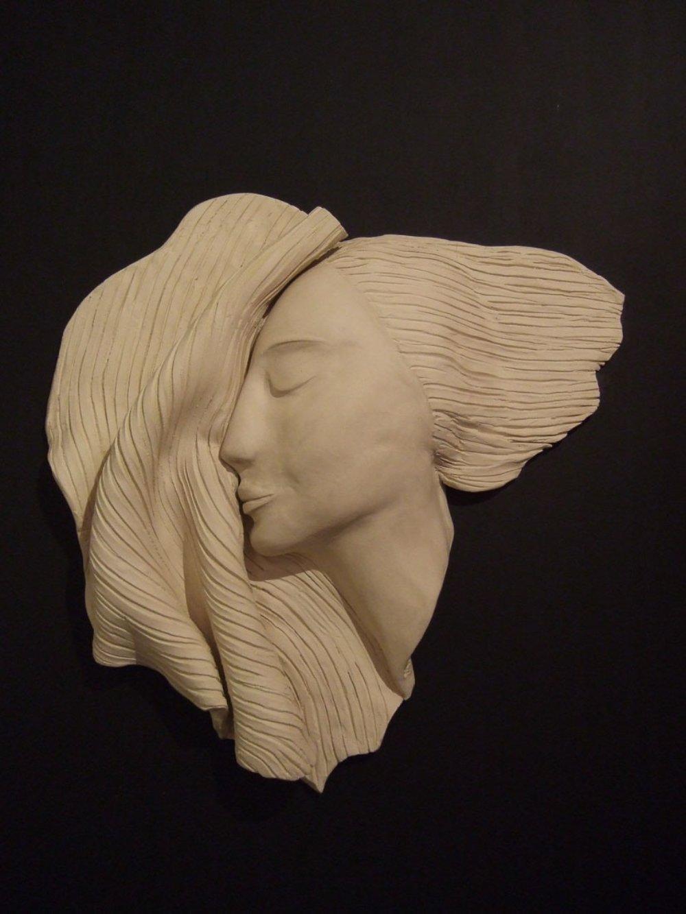 Relief keramikk
